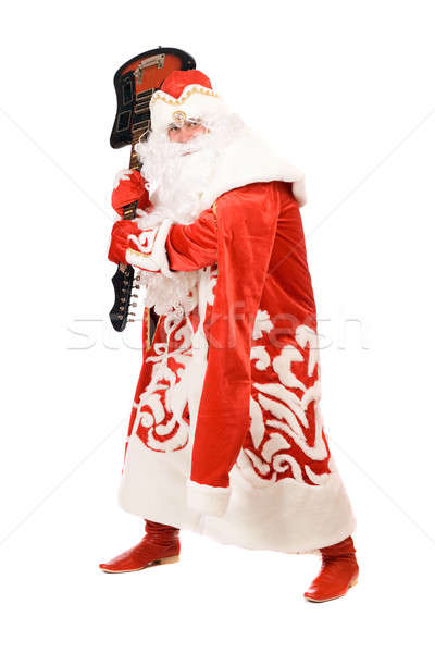 Mad Ded Moroz Stock photo © acidgrey