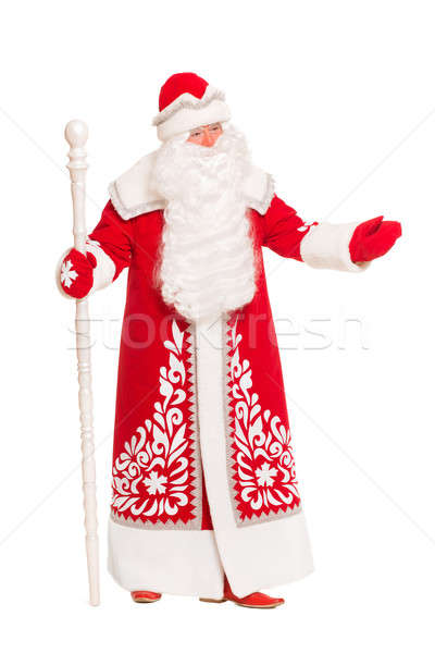 Santa Claus. Isolated Stock photo © acidgrey