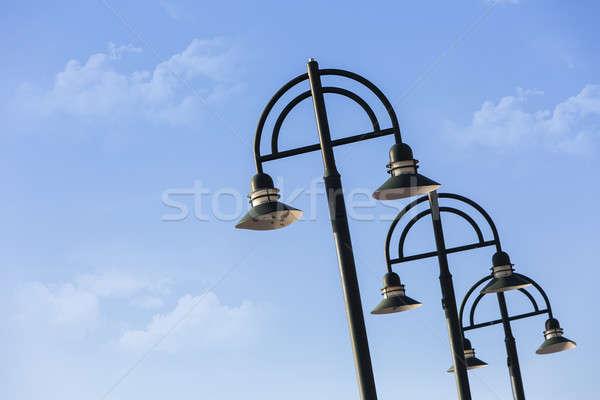 Street Lights Stock photo © actionsports
