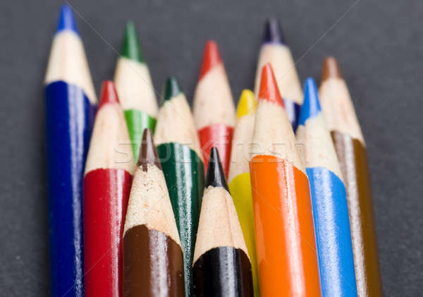 鉛筆 スタジオ 環境 オフィス 木材 ストックフォト © actionsports