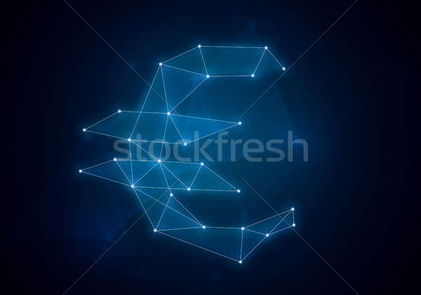 Euro currency concept Stock photo © adam121