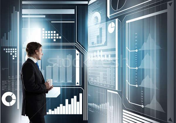 Innovative media technologies Stock photo © adam121