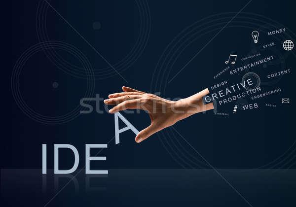 Constructive ideas Stock photo © adam121