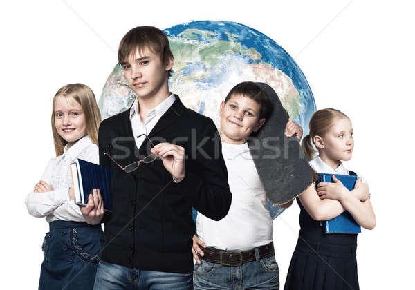 Future profession Stock photo © adam121