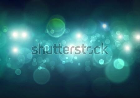 Blurred light Stock photo © adam121