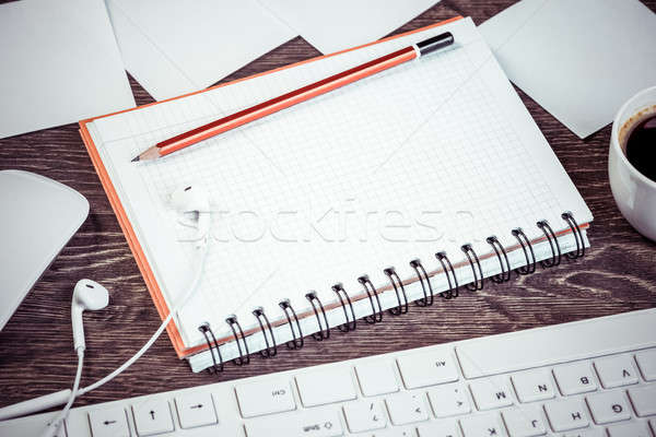 Business still life concept Stock photo © adam121