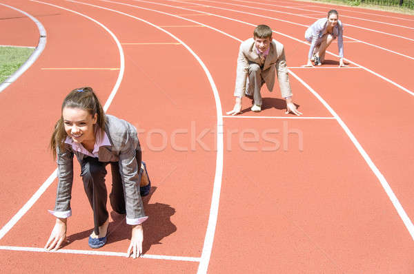 business competition Stock photo © adam121