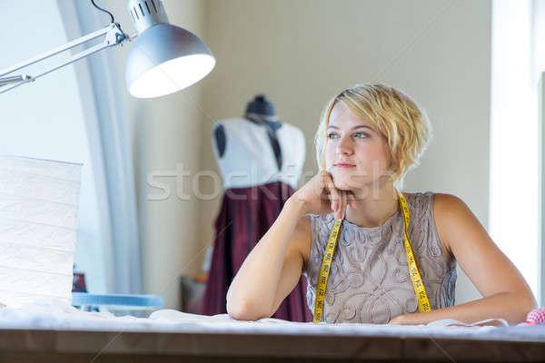 Atelier worker Stock photo © adam121