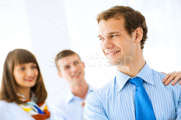 successful businessman Stock photo © adam121