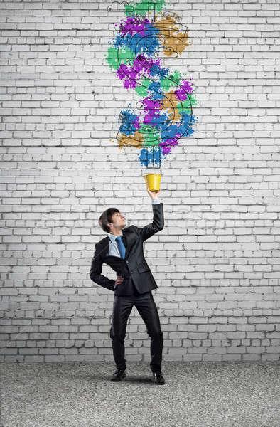Creative thinking Stock photo © adam121