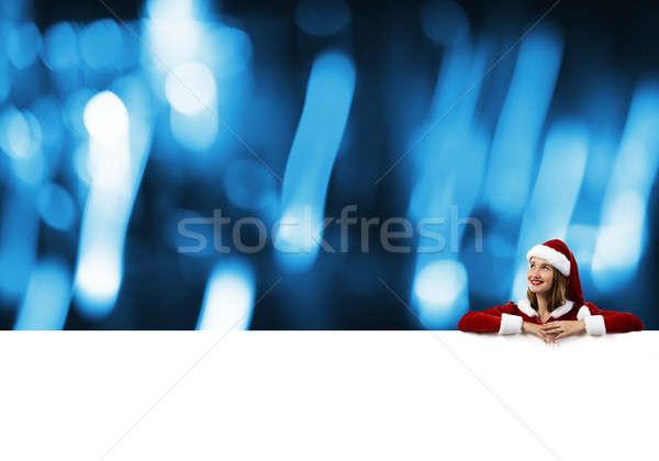 Christmas is coming Stock photo © adam121