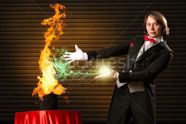 magician Stock photo © adam121