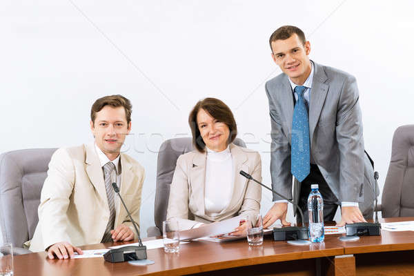 businessmen Stock photo © adam121