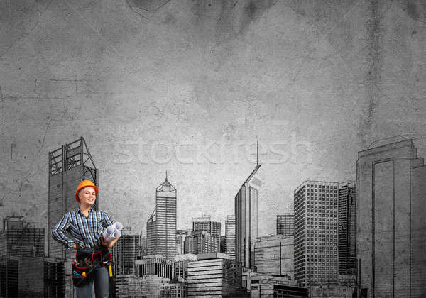 My development plan Stock photo © adam121