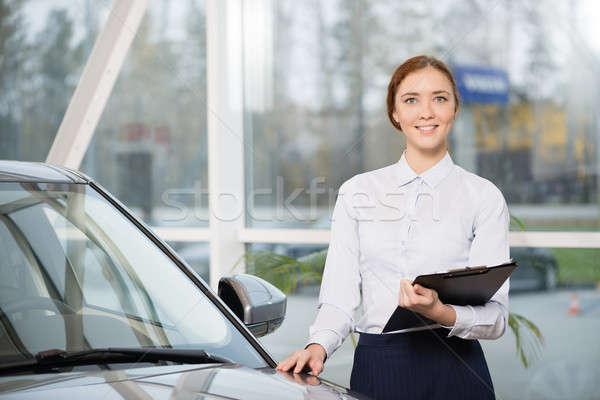 Sales consultant Stock photo © adam121