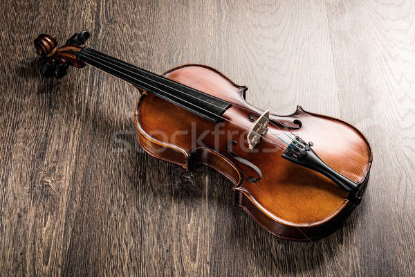 violin Stock photo © adam121