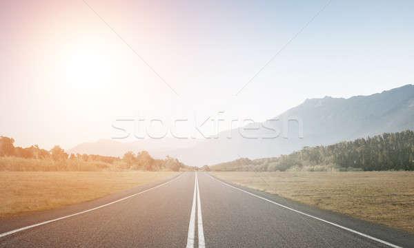 Find your way Stock photo © adam121
