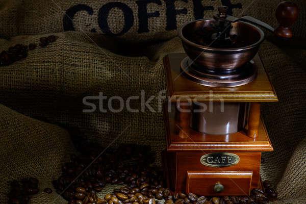 coffee mill Stock photo © adam121
