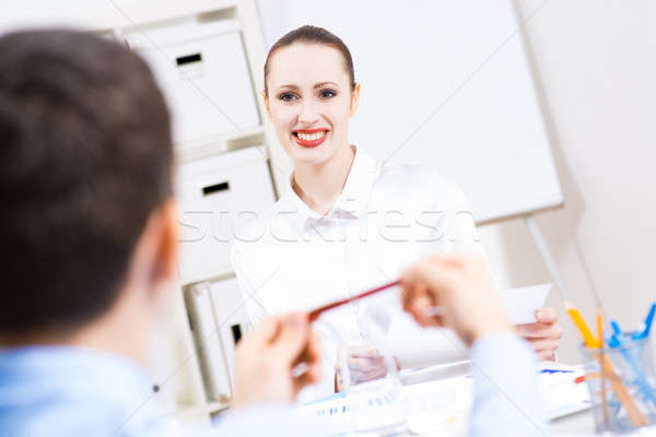 business woman Stock photo © adam121
