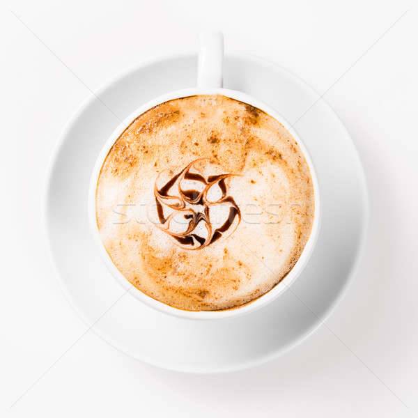 large cup of coffee Stock photo © adam121