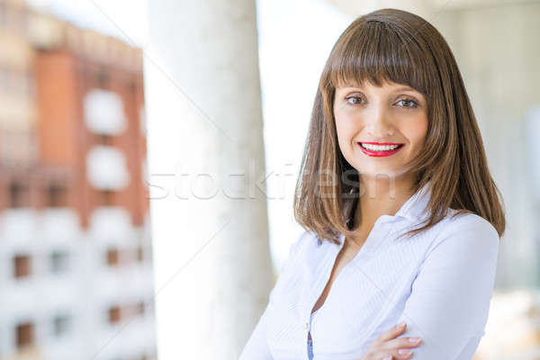 successful business woman Stock photo © adam121