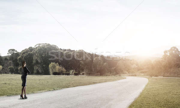 Your way to success Stock photo © adam121
