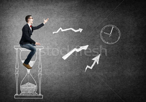 Manage your time Stock photo © adam121