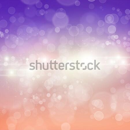 Bokeh background Stock photo © adam121