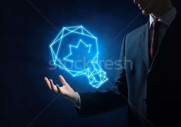 Идея власти энергии тесные бизнесмен стороны Сток-фото © adam121