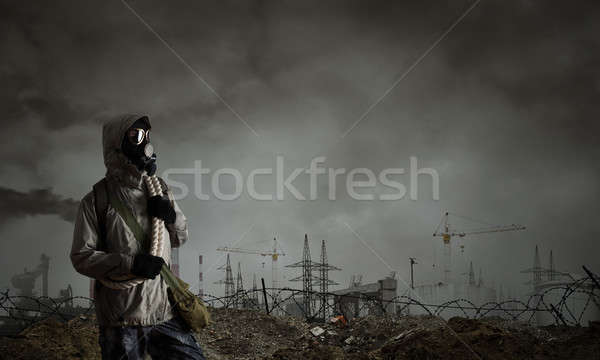 Post apocalyptic future Stock photo © adam121