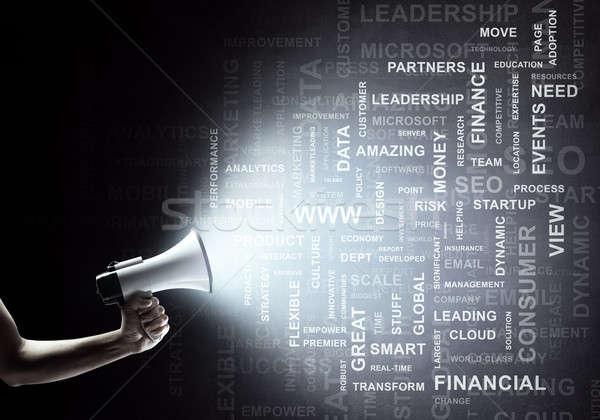 Business concept words Stock photo © adam121