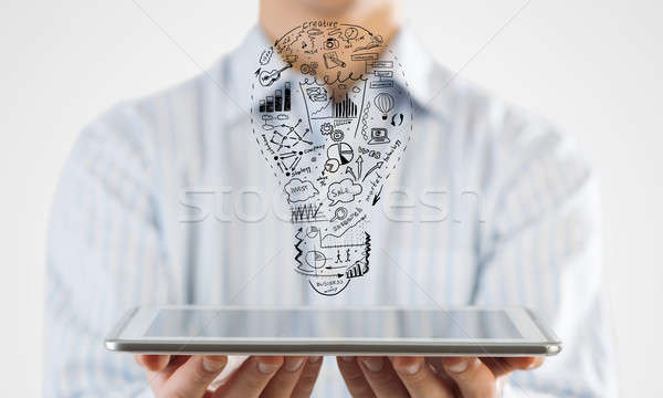 Idea for E-business Stock photo © adam121