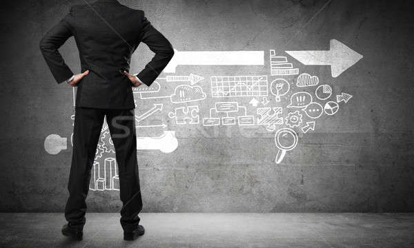 Business growth and progress concept Stock photo © adam121