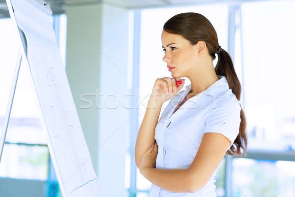 Business woman Stock photo © adam121