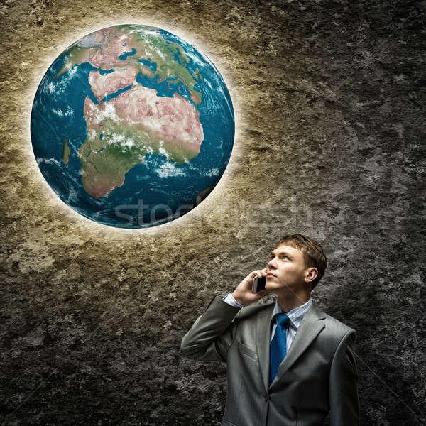 Global business Stock photo © adam121
