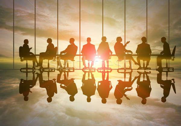 Business meeting Stock photo © adam121