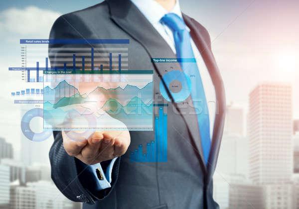 Innovative technologies for business Stock photo © adam121
