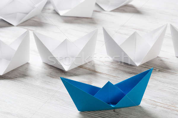 Business leadership concept Stock photo © adam121