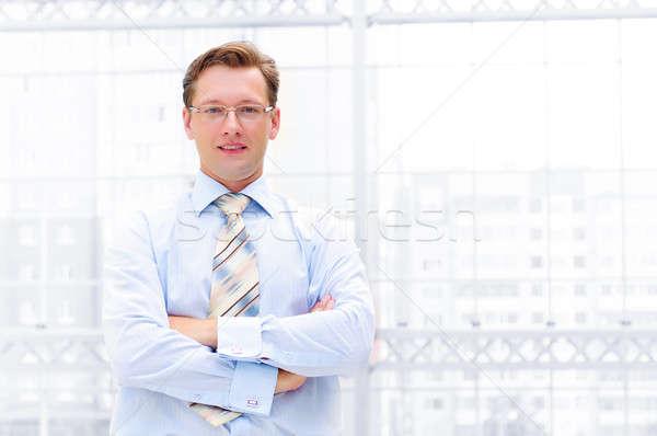 business man Stock photo © adam121