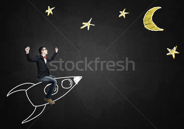 Fast and speedy Stock photo © adam121
