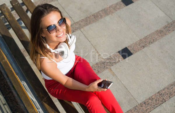 Summer weekend outdoors Stock photo © adam121