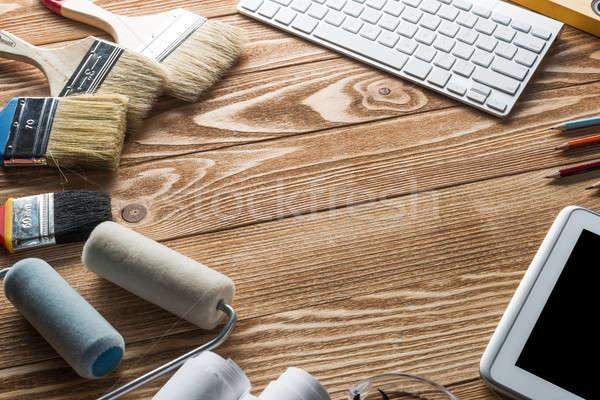 Repair service request Stock photo © adam121