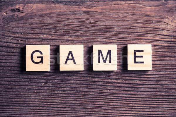 game start Stock photo © adam121