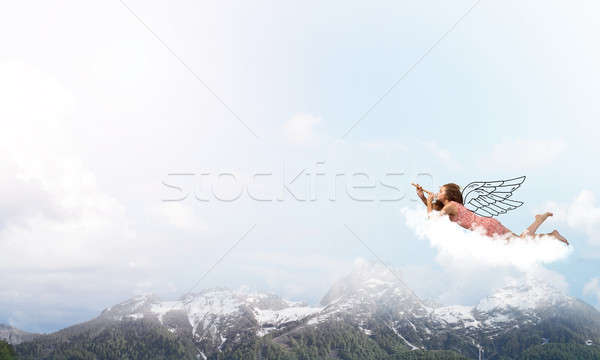 When you are young and free Stock photo © adam121