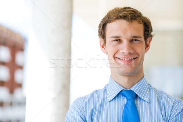 successful young businessman Stock photo © adam121
