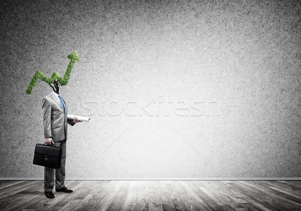 Make your sales grow Stock photo © adam121