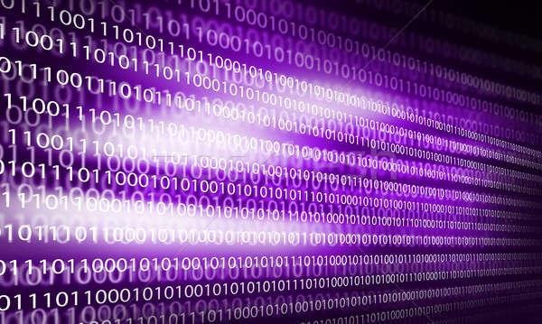 Binary code Stock photo © adam121