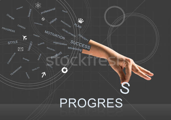 Constructive ideas Stock photo © adam121