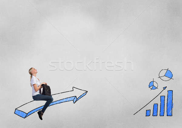 Success achieving Stock photo © adam121