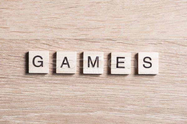 games start Stock photo © adam121